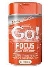 Go! Focus Vitamin Supplement Review