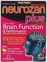 Vitabiotics Neurozan Plus Review
