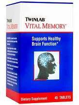 Twinlab Vital Memory Review