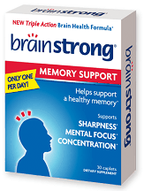 Brainstrong Memory Supplement Review