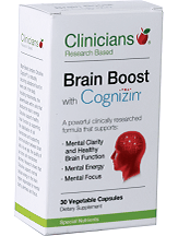 Clinicians Brain Boost with Cognizin Review