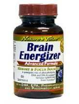 Nature's Value Brain Energizer Review