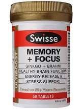 Swisse Ultiboost Memory + Focus Review