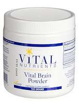 Vital Nutrients Vital Brain Powder Review