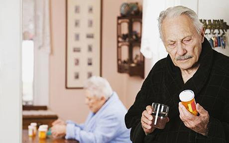 Nootropics for Elderly People