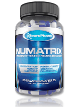 NeuroPharm Numatrix Review