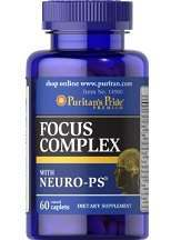 Puritan's Pride Focus Complex with Neuro-PS Review